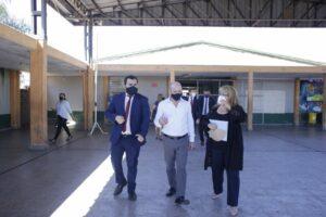 Proyectan la construcción de Salas Maternales en una escuela de La Trinidad