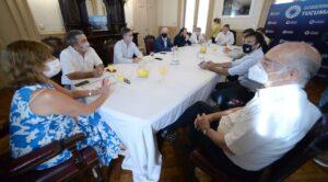 El regreso a clases y la conectividad, temas centrales en la reunión de Gabinete